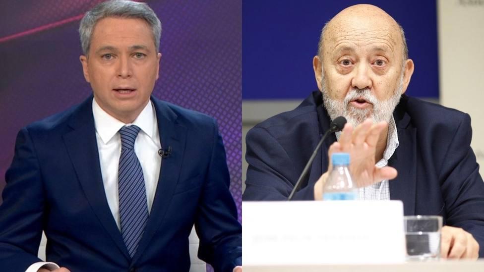 Vicente Vallés deja claro el detalle que más le chirría del CIS de Tezanos en Madrid: Coincide poco