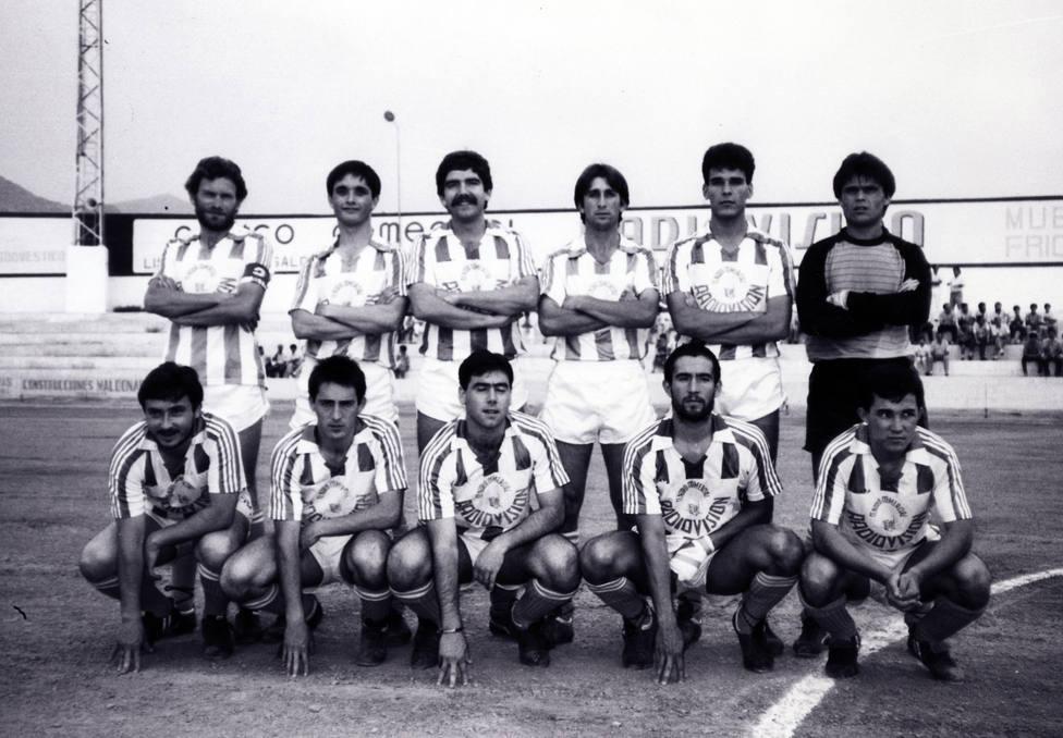 Imágenes para el recuerdo en MotrilMotril Club de Fútbol (Temporada 1985/86)