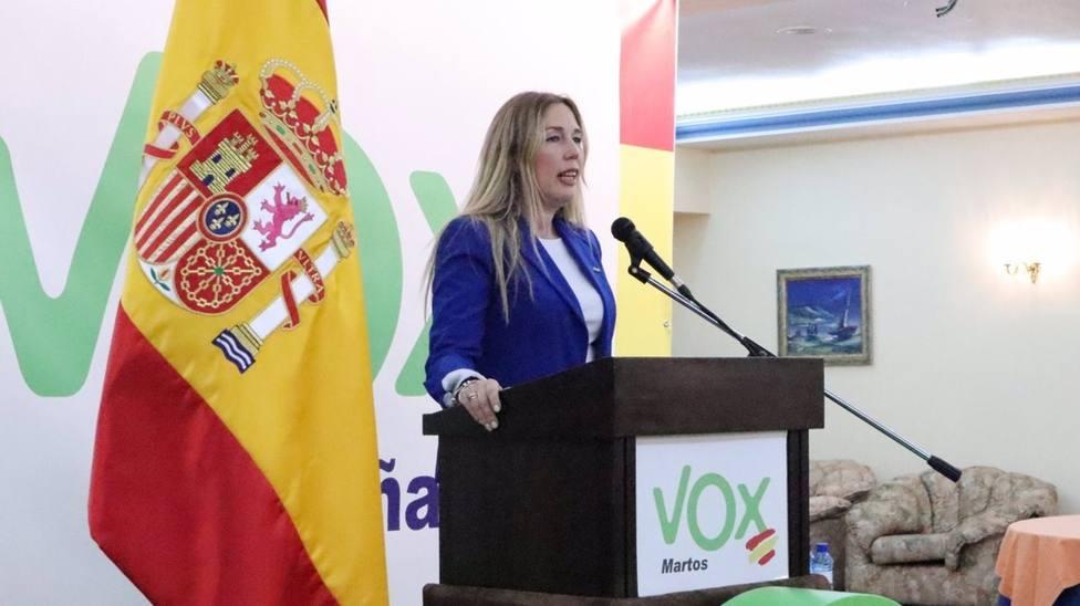 Vox inhabilita a su portavoz en el Ayuntamiento y pide su paso a concejala no adscrita