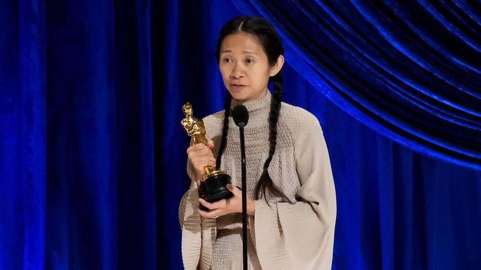 La pandemia no consigue traslucir los Premios Óscar 2021 en el que Nomadland se alza tres estatuillas
