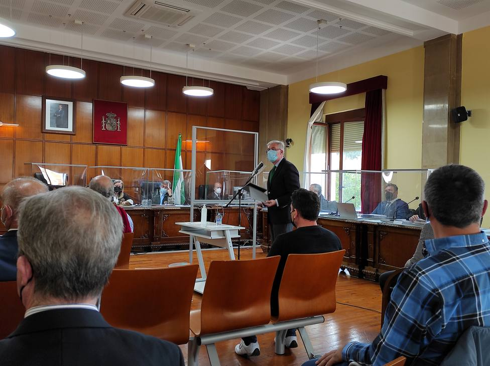 Jaén.- Tribunales.- La Audiencia retoma este lunes el juicio de Matinsreg con las declaraciones de los testigos