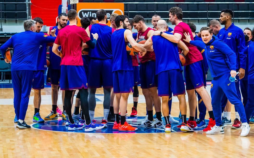 Fotografía Barcelona de baloncesto
