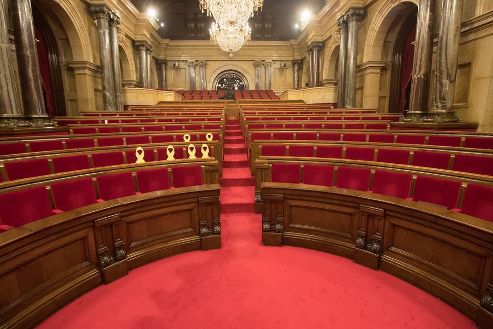 Concluye la reunión entre ERC y JxCat para desbloquear la formación de un nuevo Govern