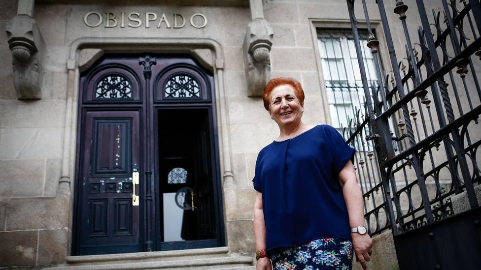 """El Papa otorga la Medalla Pro Ecclesia et Pontifice a Josefa Ledo, """"el rostro de Misiones"""" en Ourense"""