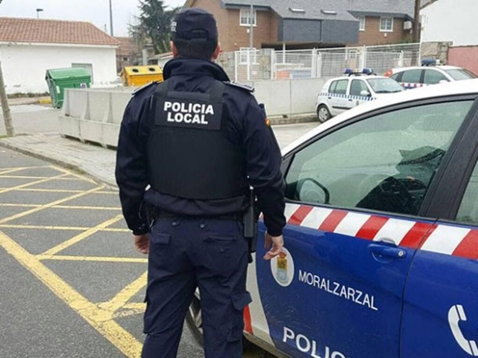 La Policía Local de Moralzarzal ha impuesto 92 sanciones desde diciembre