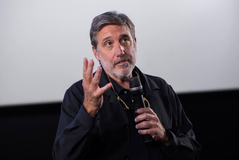 Entrega de la medalla de oro de la Academia de cine a Pepe Salcedo