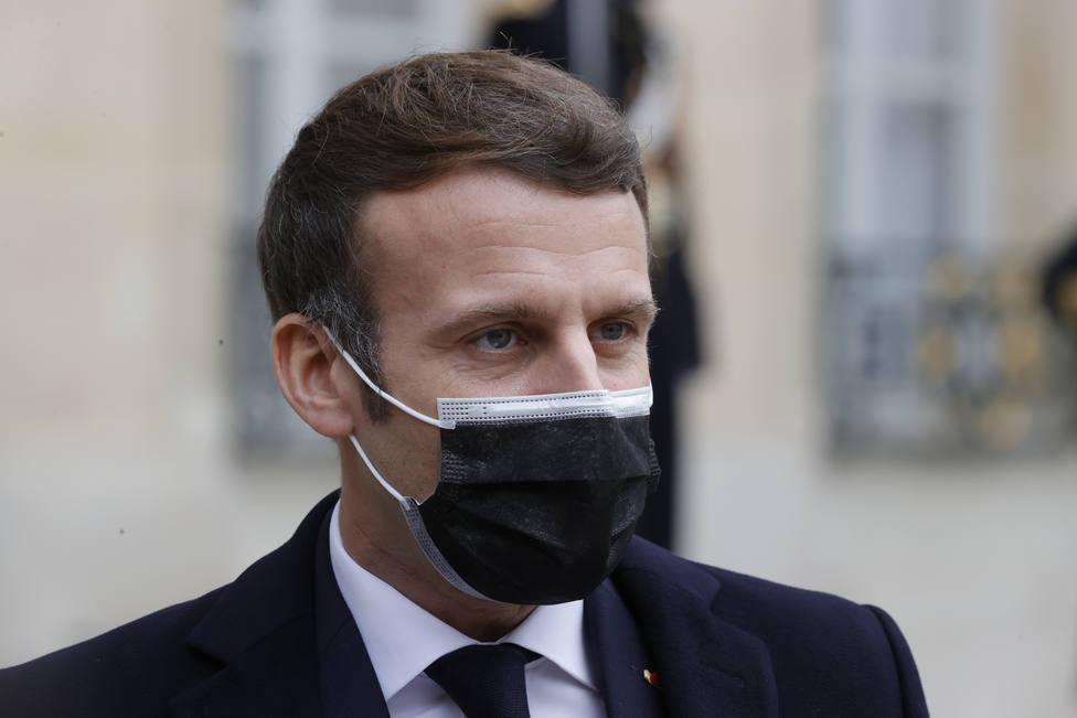 El teléfono móvil de Macron habría sido el objetivo del espionaje de Pegasus, según informan algunos medios