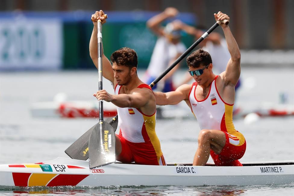 Cayetano García y Pablo Martínez
