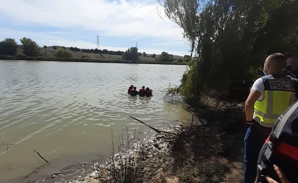 Hallado el cadáver de un varón decapitado en el río Guadalquivir en Córdoba capital