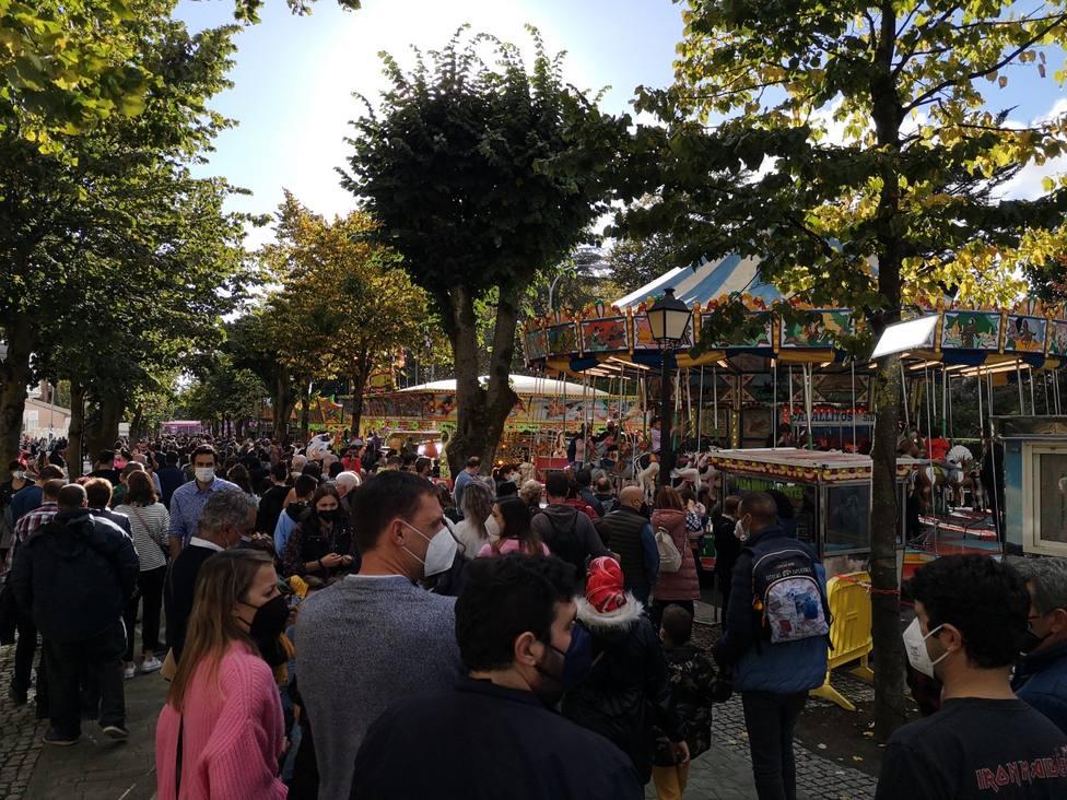El precio de las entradas para las atracciones infantiles será de 1,5 euros