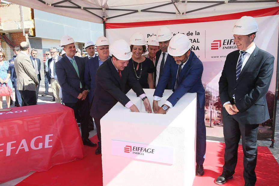 Eiffage Energía inicia las obras de su nueva sede central