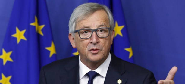 Juncker propondrá crear una policía costera europea e internacionalizar el euro