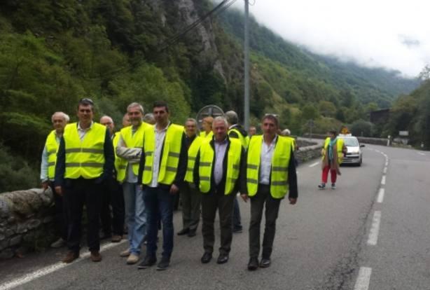 Presentación del proyecto Camino de Santiago Voie dArles