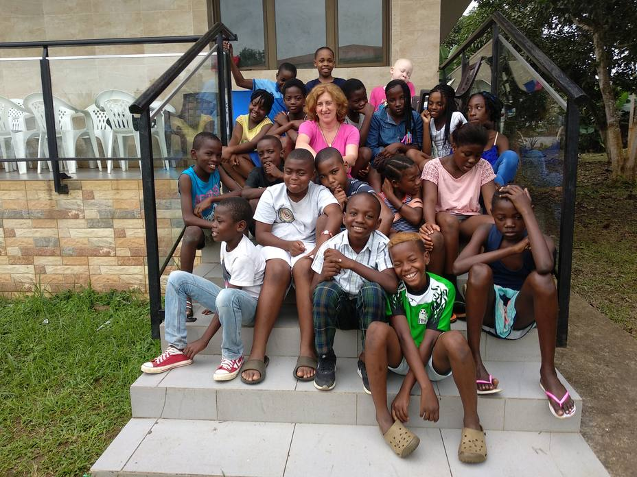 ¡Yeyeba!: el grito de alegría de los niños de Guinea Ecuatorial