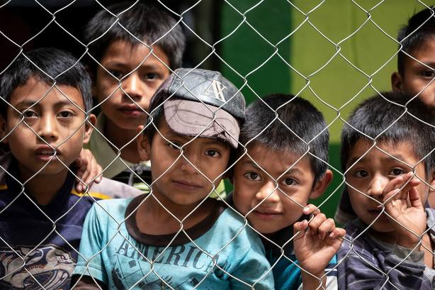 Save The Children lanza una campaña ante el riesgo de una inminente crisis humanitaria en México y Centroamérica