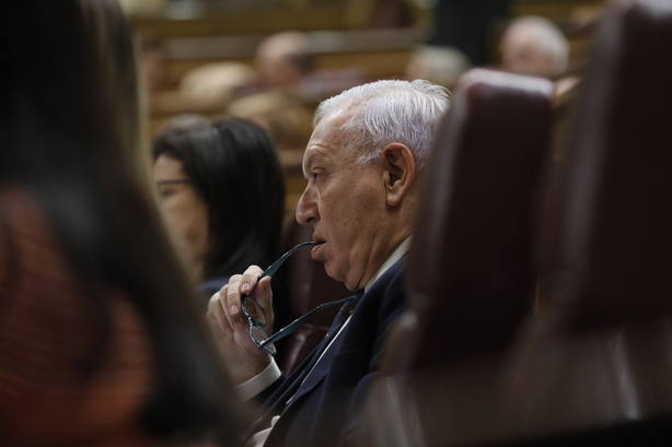 Margallo siente que Cospedal también deje su escaño pero aplaude que anteponga los intereses del PP a los personales