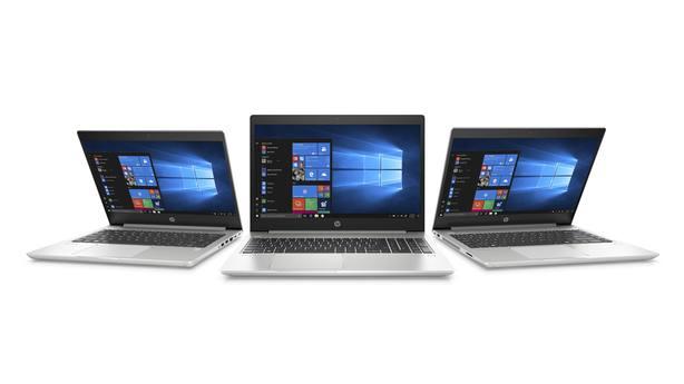 HP renueva su gama de portátiles profesionales ProBook 400 con procesadores Intel Core de octava generación
