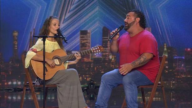 El precioso detalle de unos padres con su hija enferma de cáncer en Got Talent