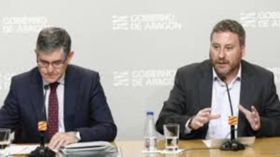 Rueda de prensa en la que se ha anunciado la declaración de inversión de interés autonómico