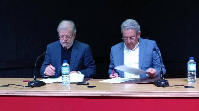 Fundación CB y la Fundación Centro de Estudios Presidente Rodríguez Ibarra firman un convenio
