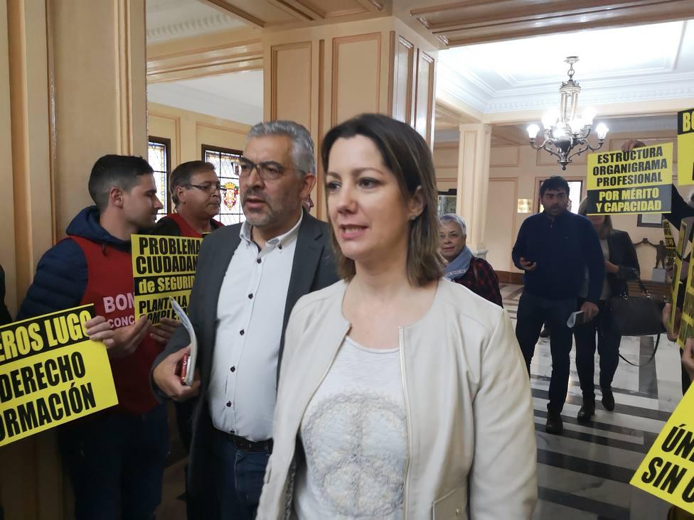 Méndez asegura que la denuncia penal por los contratos caducados no influirá en campaña