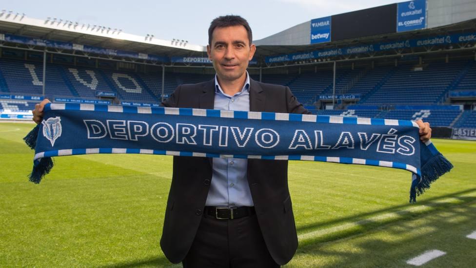 Asier Garitano entrenará al Deportivo Alavés la próxima temporada