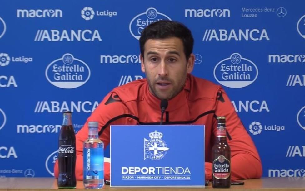 El Deportivo aparta a Íñigo López hasta que se resuelva la operación Oikos
