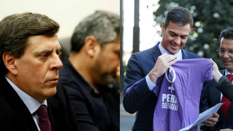 El duro mensaje del padre de Diana Quer a Pedro Sánchez y su apoyo a la víctima de La Manada