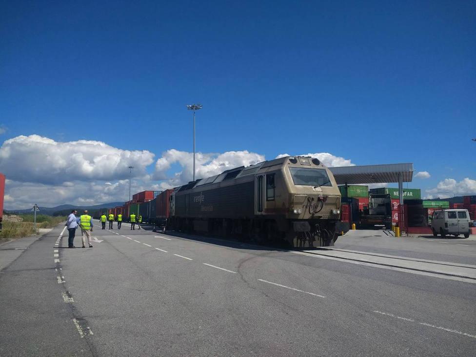 Tren Vilagarcía