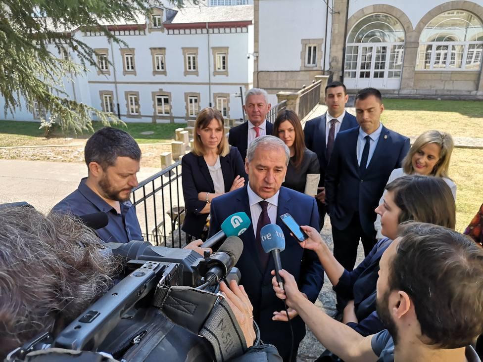 Unanimidad en la Diputación para disolver Suplusa