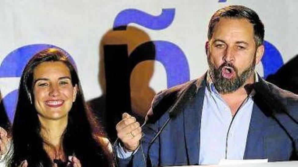 La alabanza de Abascal a Monasterio que ha servido como advertencia a Díaz Ayuso y a la izquierda