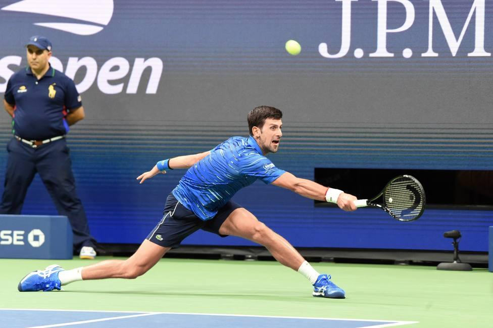 Djokovic sigue trabajando en la recuperación de su hombro y confía en estar listo para la gira asiática