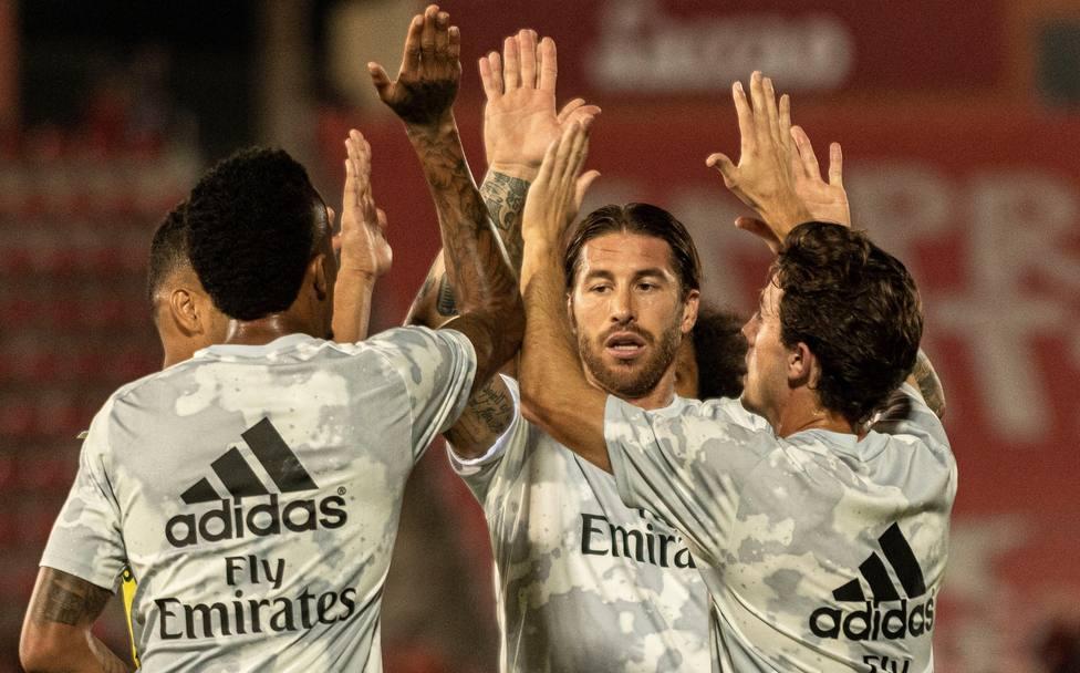 El Real Madrid se enfrenta al Mallorca sobre el césped de Son Moix