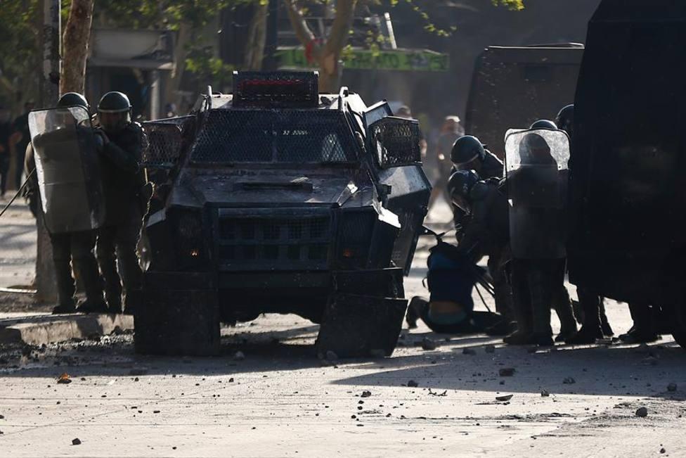 Chile crea un comité de Derechos Humanos en el marco de las protestas que sufre el país