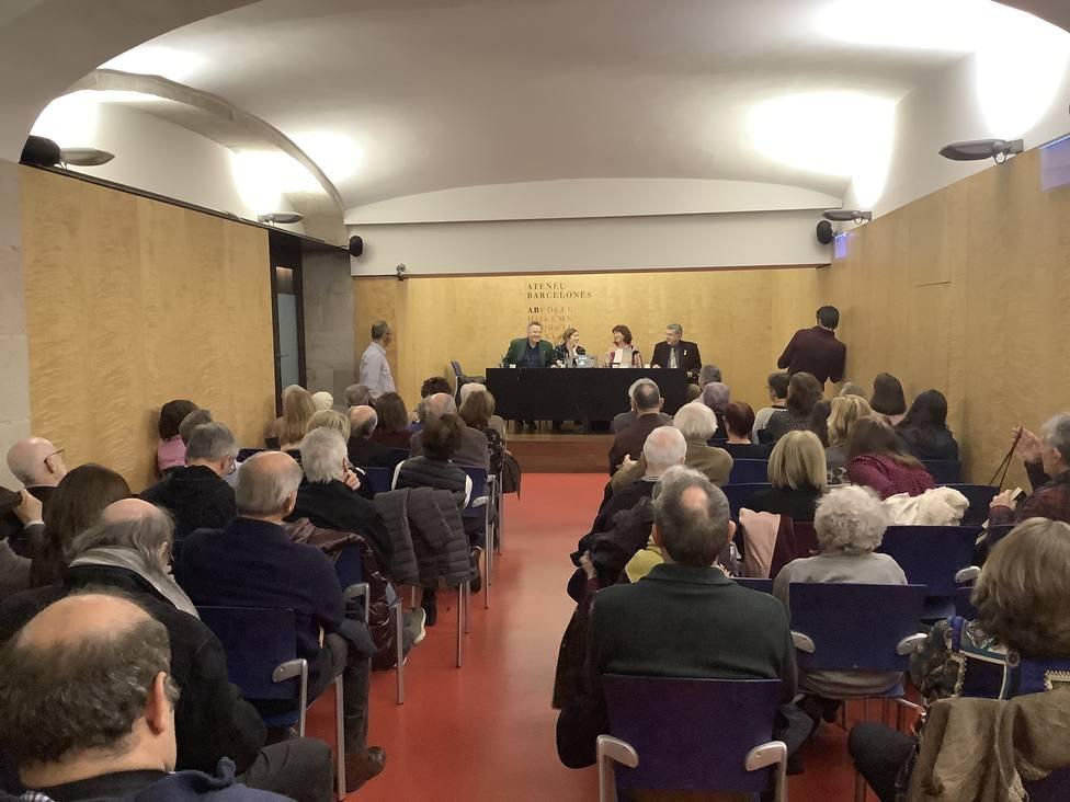 Paluzie (ANC) augura que jueces extranjeros pondrán en evidencia la autarquía jurídica española
