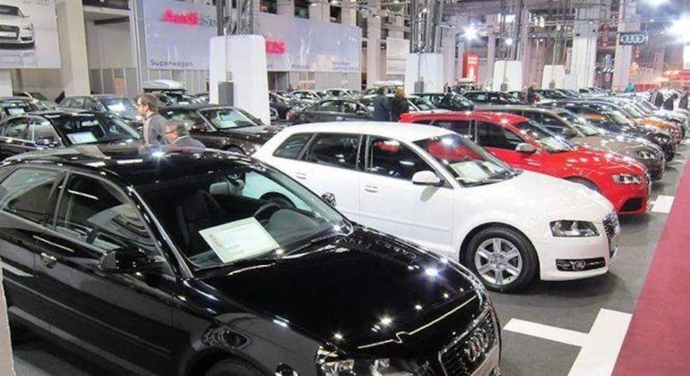 La venta de vehículos de ocasión se dispara en Asturias