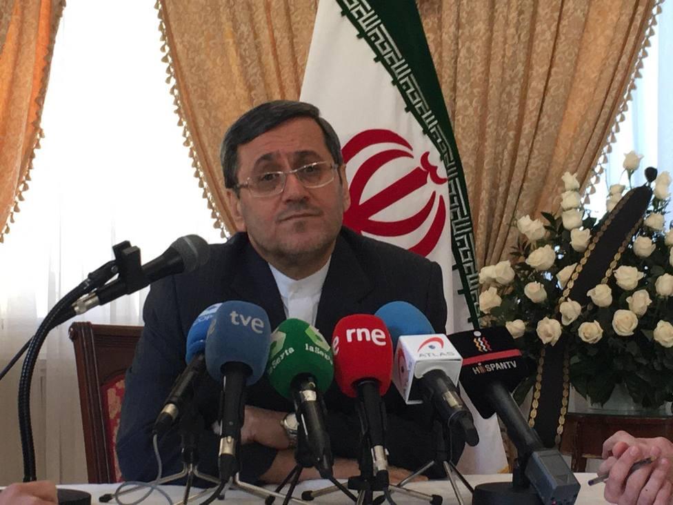 Irán asegura que el avión jamás habría sido derribado si EEUU no le hubiese llevado a ese ambiente de guerra