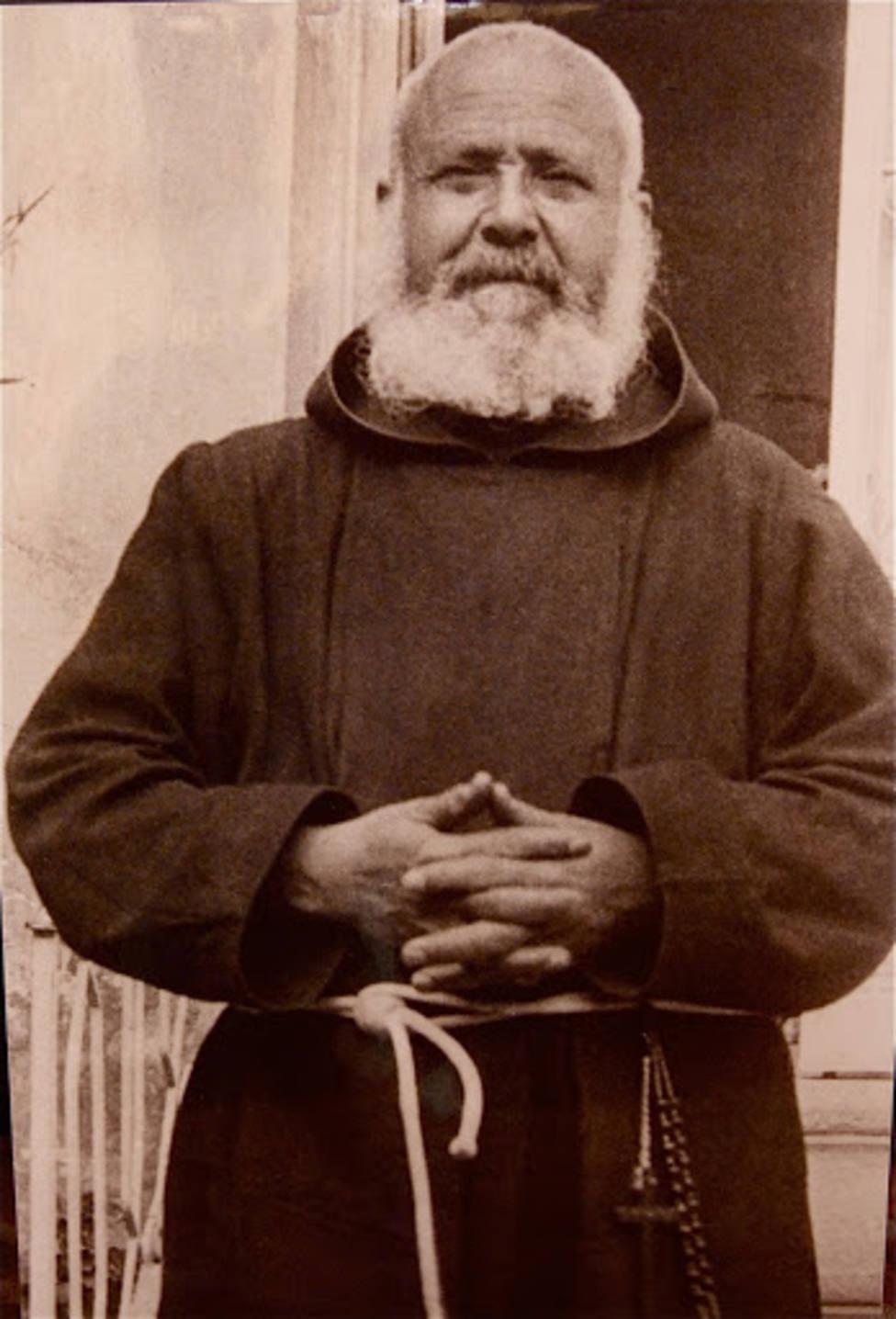 Beato Leopoldo de Alpandeire: el limosnero de Dios