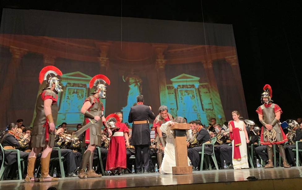 La Semana Santa de Linares se representará en el Teatro Cervantes el 20 de marzo