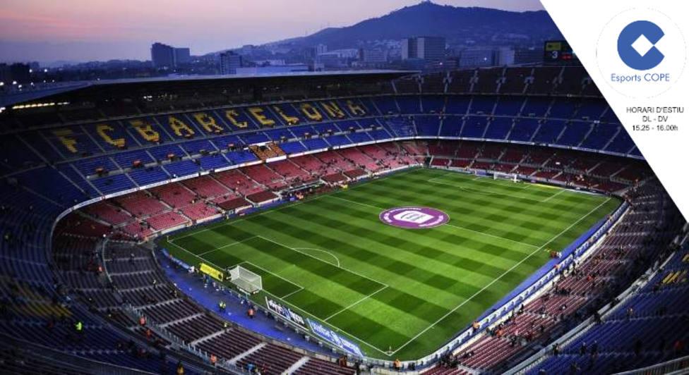 Joan Carles González en Esports COPE: Barcelona es un lugar seguro para celebrar el partido de Champions