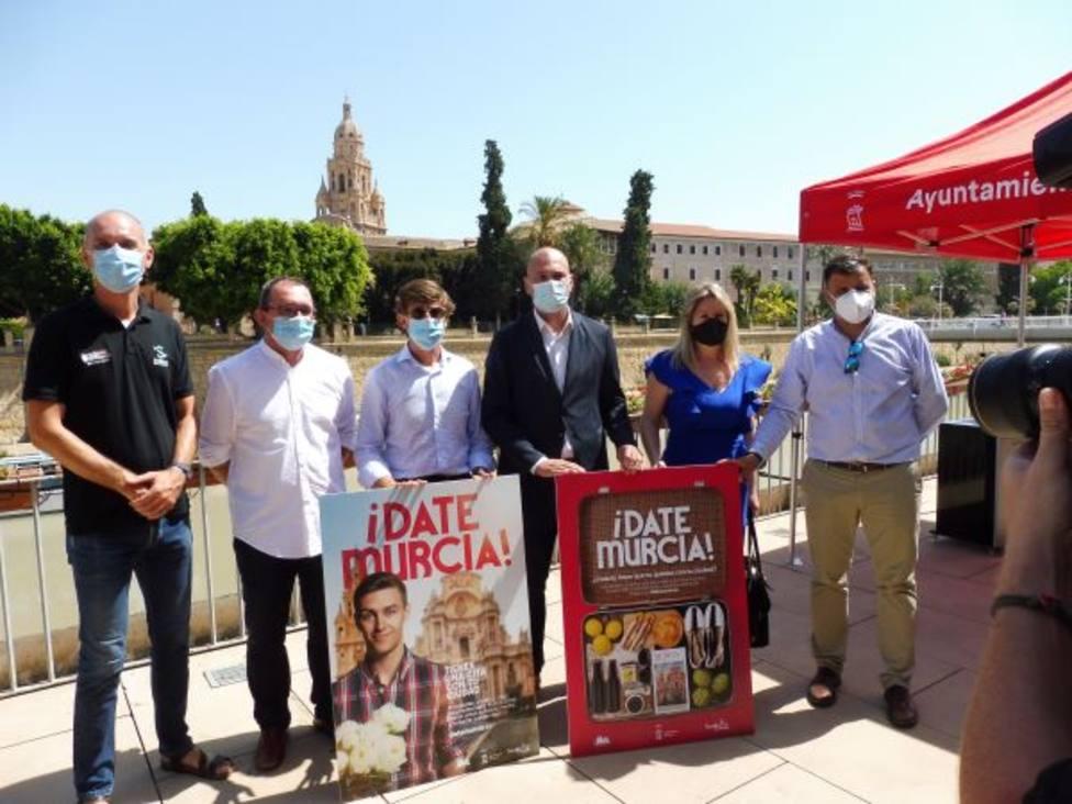 Turismo lanza el plan ¡DATE Murcia! para diversificar la oferta turística e impulsar el tejido empresarial