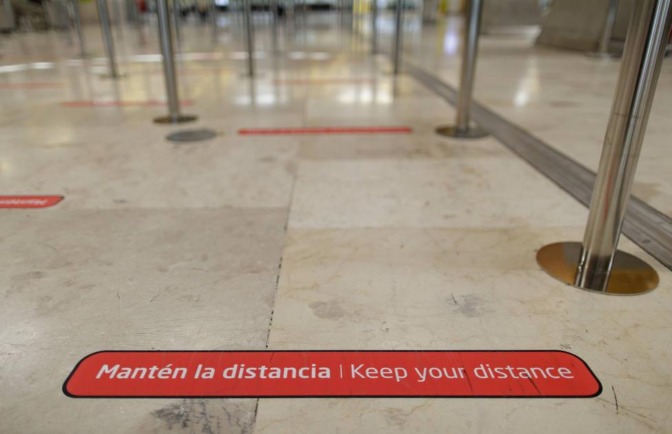 Las Baleares solicita realizar pruebas sanitarias en puertos y aeropuertos a pasajeros nacionales