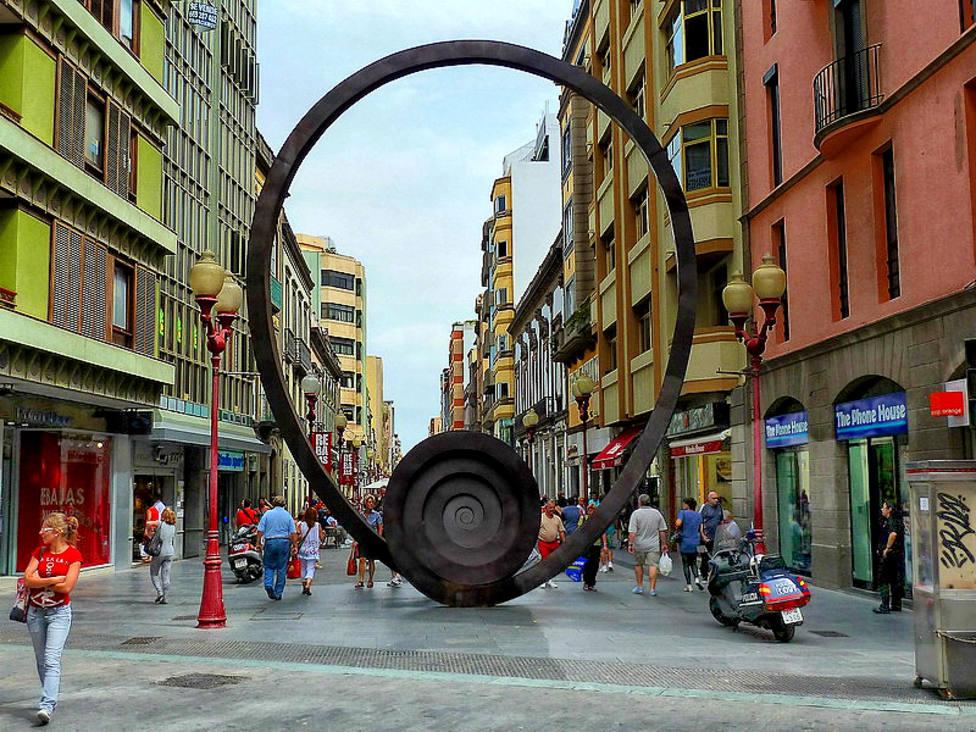 Triana, en Las Palmas de Gran Canaria
