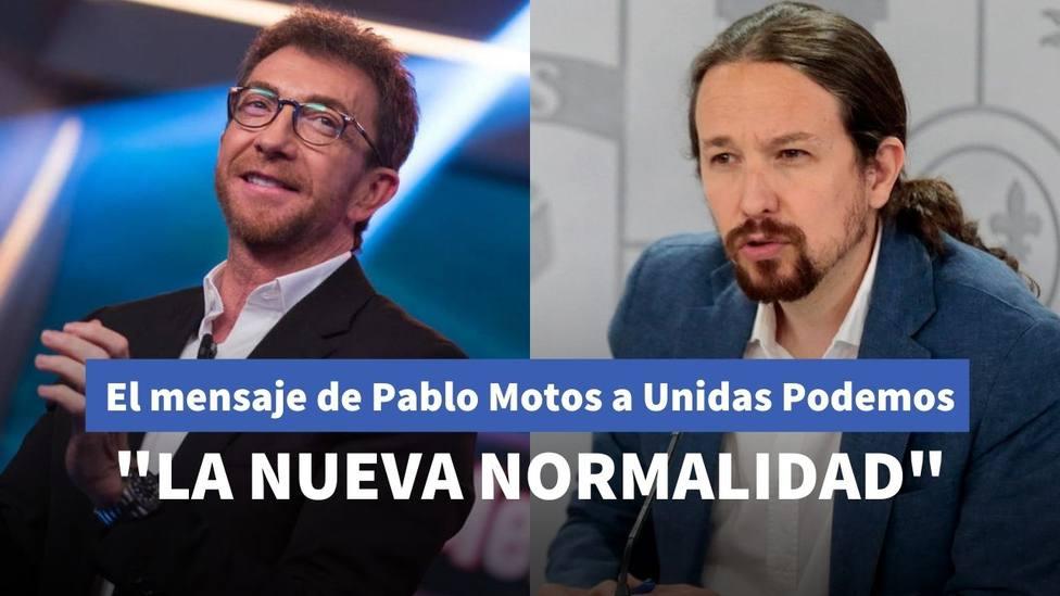 Pablo Motos e Iglesias