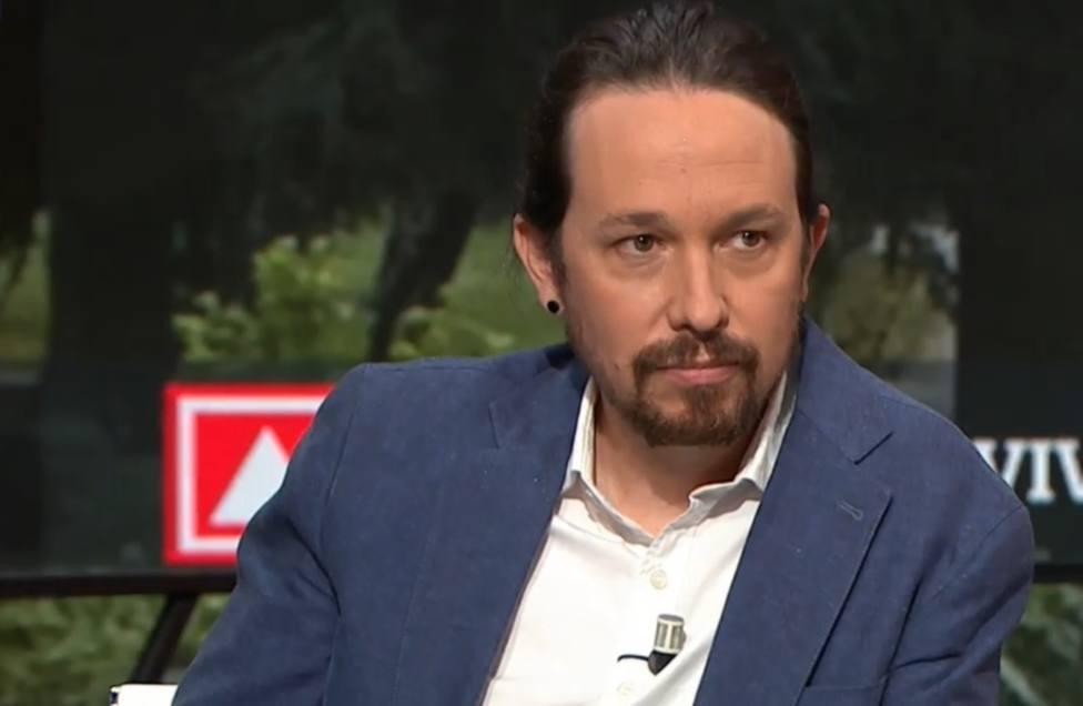 vicepresidente segundo del Gobierno, Pablo Iglesias