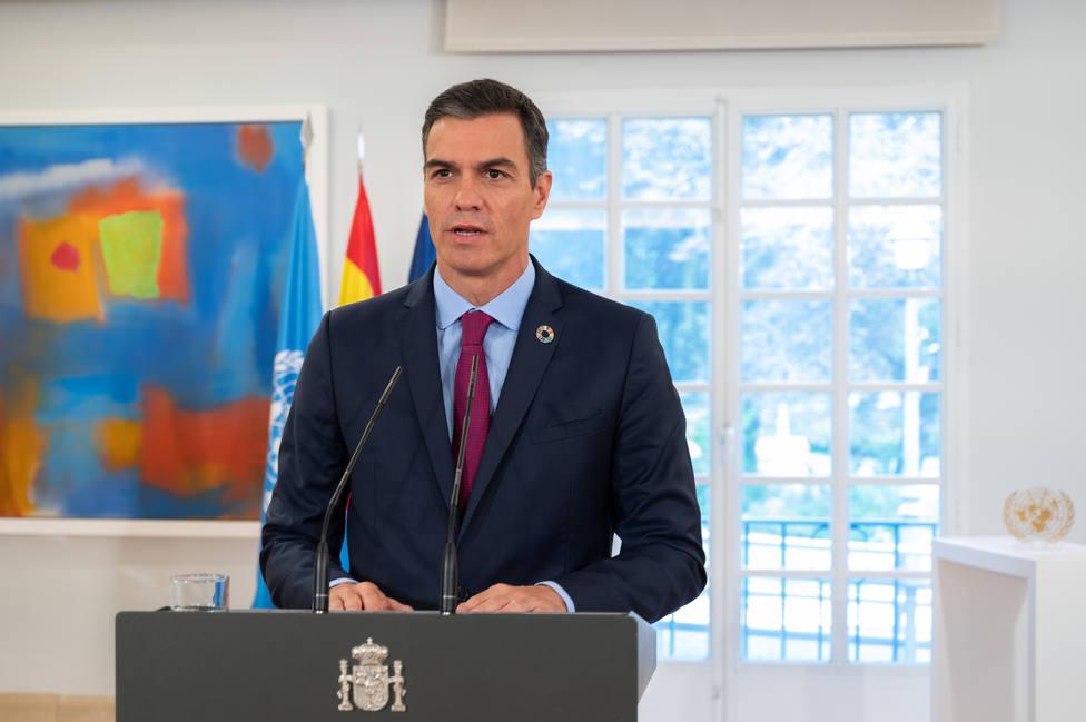 Sánchez activó su asalto al CGPJ irritado con Lesmes