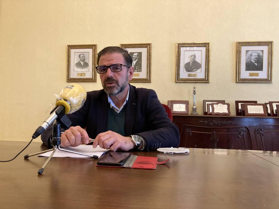Ángel Mato, alcalde de Ferrol - FOTO: Concello de Ferrol