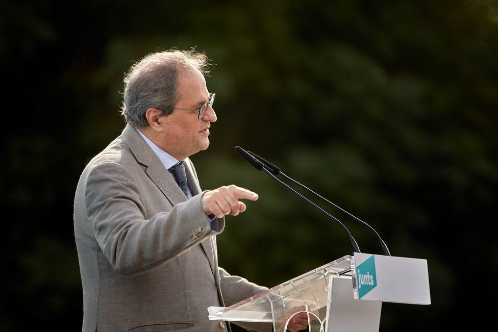 Torra, Puigdemont y Mas ponen en duda que el Estado tenga voluntad real de diálogo y piden mediación
