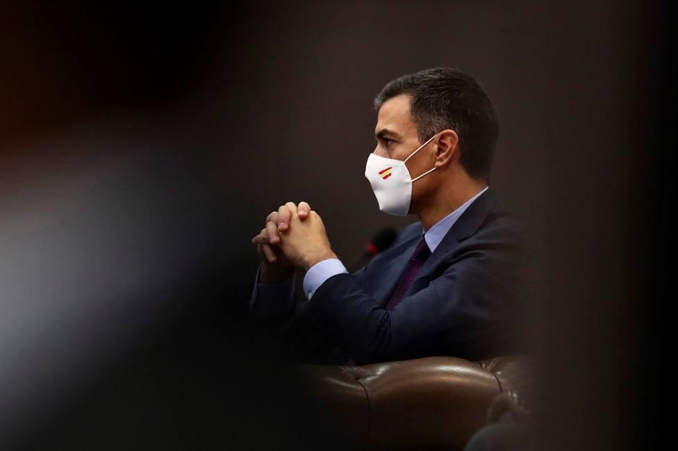 Sánchez acudirá al Congreso el próximo miércoles al debate de la moción de censura de Vox