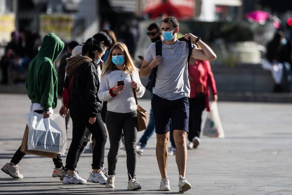 España bate récord en número de contagios dentro de un panorama de crisis económica total